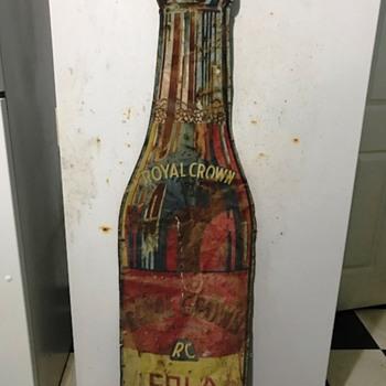 RC Cola Vintage Sign - Signs