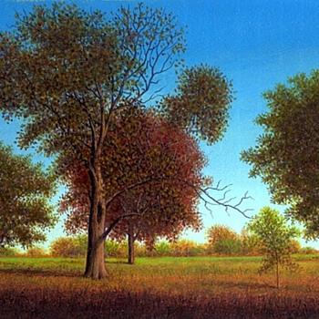 Illinois artist Jeff Little - Fine Art