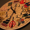 my most precious childhood memory, a clock :)