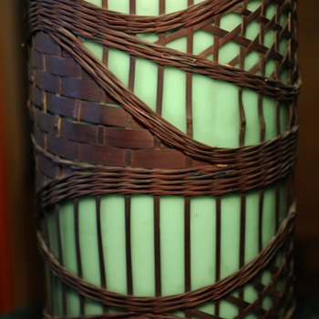 Very large Awaji-type Vase - Pottery