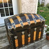 Romadka Brothers Signature Antique Trunk 1880's
