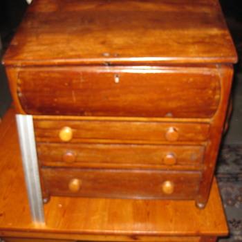 Mysterious family heirloom,