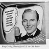 1953 - Bing Crosby for General Electric - Advertisement