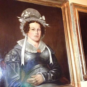 Rembrandt Peale?