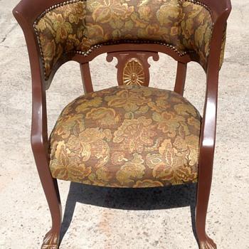 My vintage chair