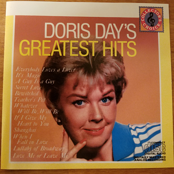 Farewell Doris Day - Records