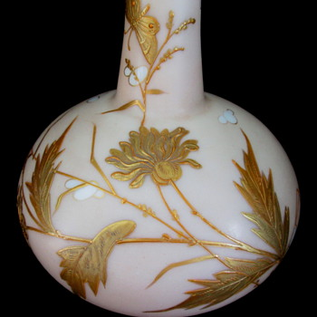HARRACH VASE - Art Glass