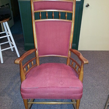 My husband's grandmother's rocking chair! - Furniture