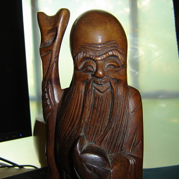 God of Long Life - Asian