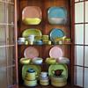 vintage Russel Wright Steubenville dishware