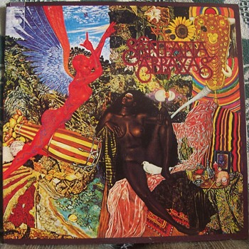 SANTANA!!.....ABRAXAS - Records