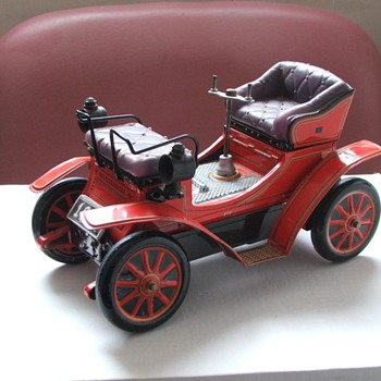 1901 Runabout - Model Cars