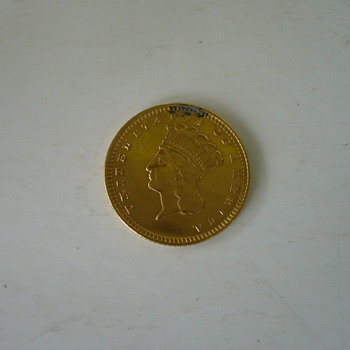 Gold Coin - US Coins