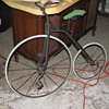 my 1800's Penny Farthing childs bicycle