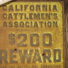 California Cattlemen's Association Antique
