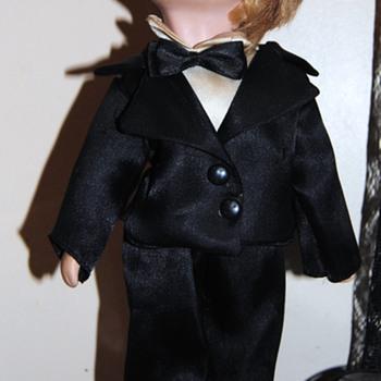 """""""Prissy"""" posed doll I found at a yardsale... - Dolls"""