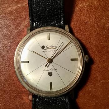 Lucien Picccard Seashark Wrist Watch  - Wristwatches