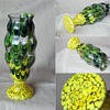 "Kralik WAVE with spots...... 10"" tall"