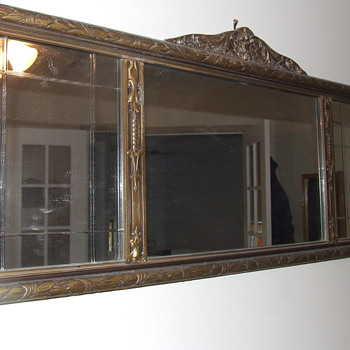 Mirror Antique over 100 years old