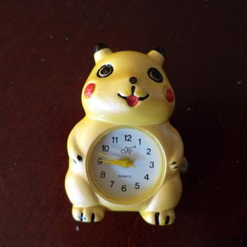 Pokemon Clock