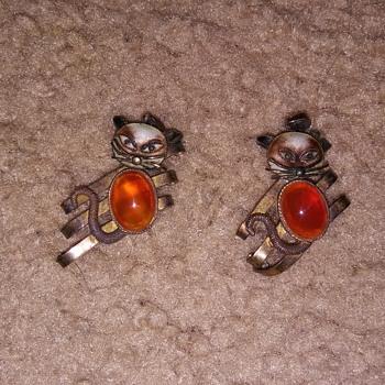 Cat necklace ?  - Costume Jewelry