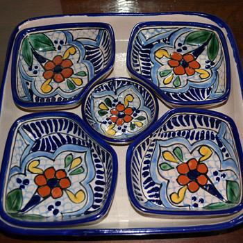 Talavera Art Pottery  - Pottery