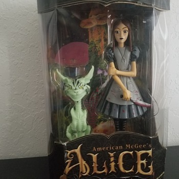 American mcgee Alice tower records exclusive - Toys