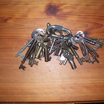 my keys - Tools and Hardware