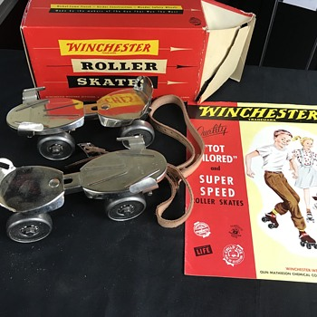 Winchester roller skates and Ice skates  - Sporting Goods