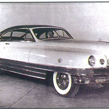1948 Packard Monte Carlo Edition photo's - Classic Cars