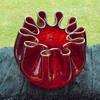 Pilgrim Glass Rosebowl