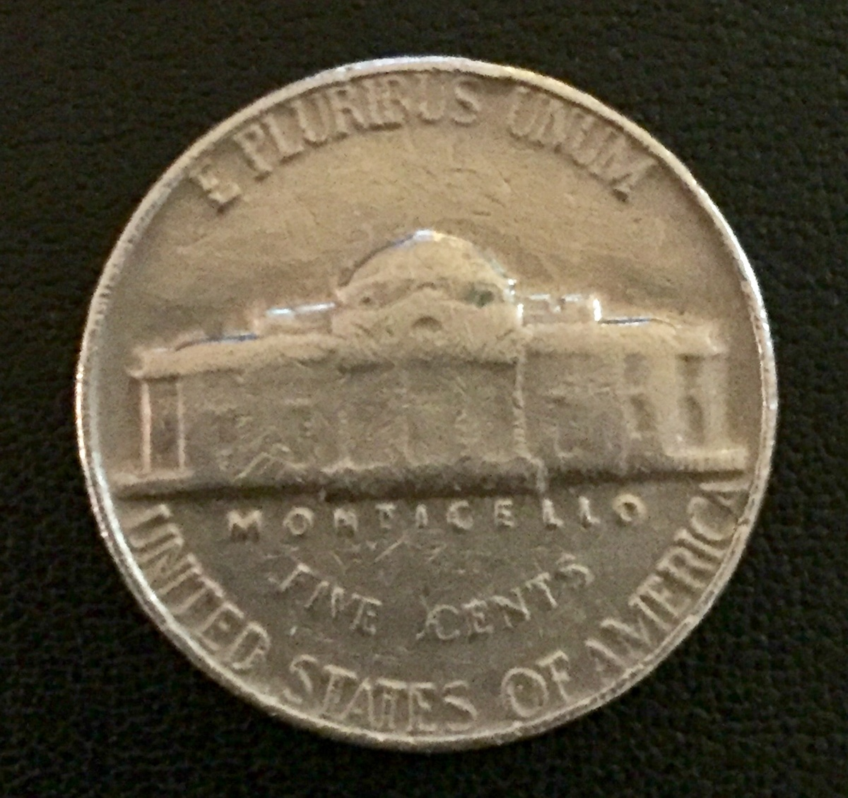1964 Jefferson Nickel no mint mark need information   Collectors Weekly