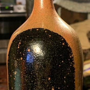 Midcentury Splash Vase by Interior Designer Trudy Washburn - Mid-Century Modern