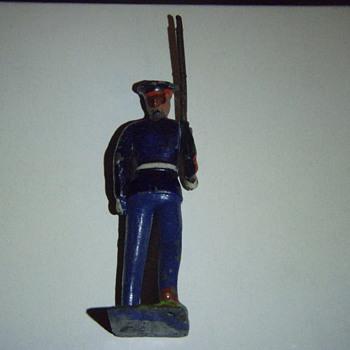 Marine Toy Soldier - Toys