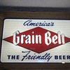 America's grain belt the friendly beer lighted sign Minneapolis brewing company