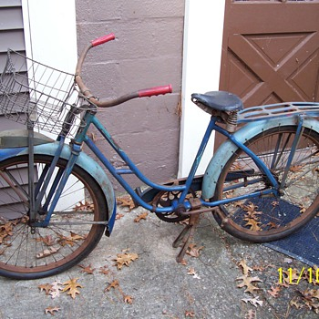 Monarch king ladies bike