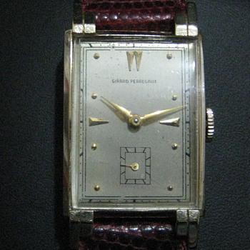Girard Perreguax, Manual Wrist Watch - Wristwatches