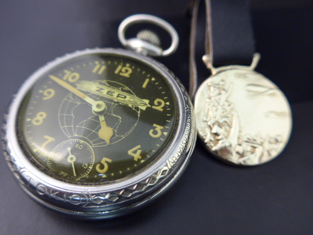 Zep Pocket Watch Clothing and Accessories - Shopping.com