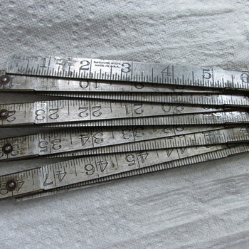 metal folding ruler - Tools and Hardware