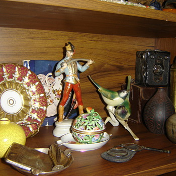 Curio's & other assorted things!