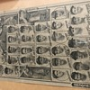 1940 baseball printout