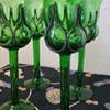 Georges Briard and Wine glasses
