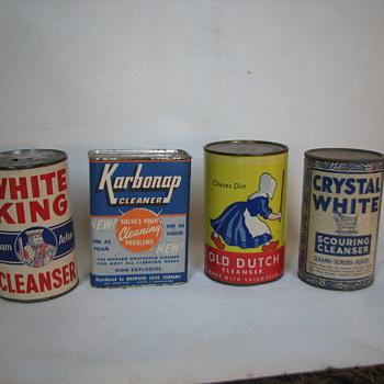 Kitchen Cleansers - Kitchen