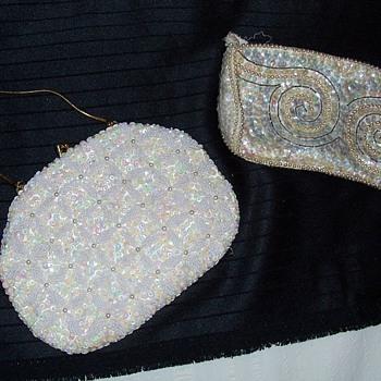 sequin purses