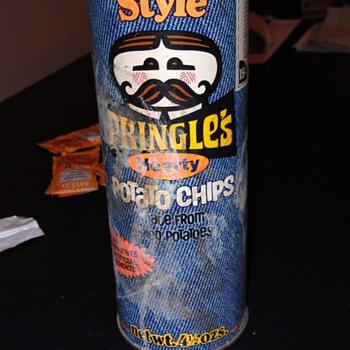 1981 Pringles Can