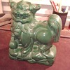 foo dog lamp