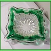 ART GLASS  ( Ashtray ) -- ? Murano ?