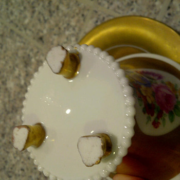 Vintage cup and saucer - China and Dinnerware
