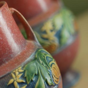Baneda Pair! - Pottery