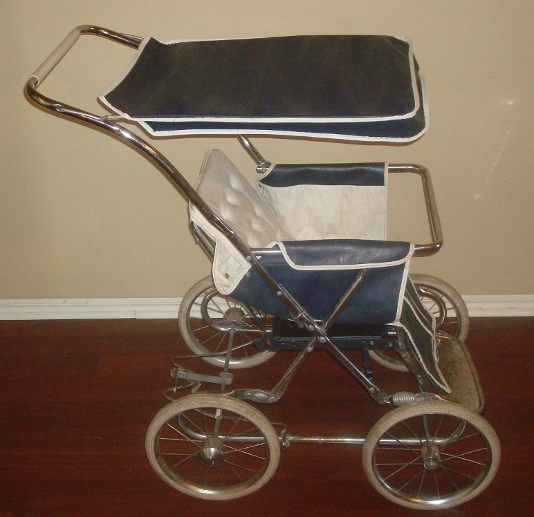Vintage Hedstrom Baby Carriage Stroller Collectors Weekly